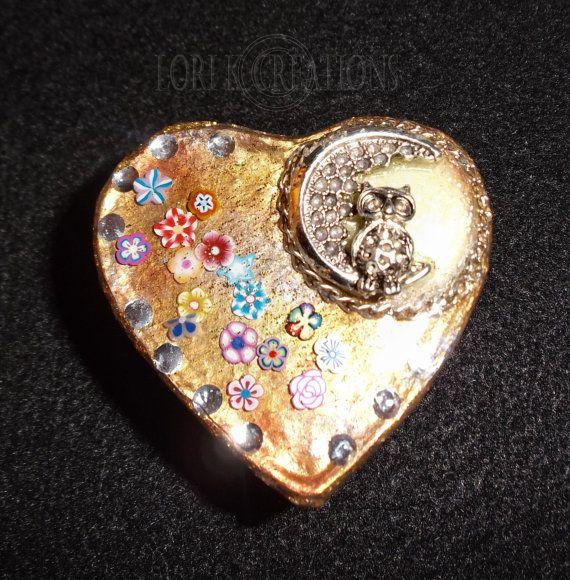 Specialty Item for Spirit Keepers OOAK Handmade by LoriKCreations