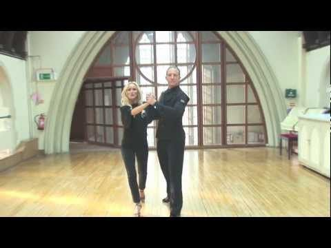 Izabela dance tutorial 3 of 8 foxtrot youtube for Youtube danse de salon