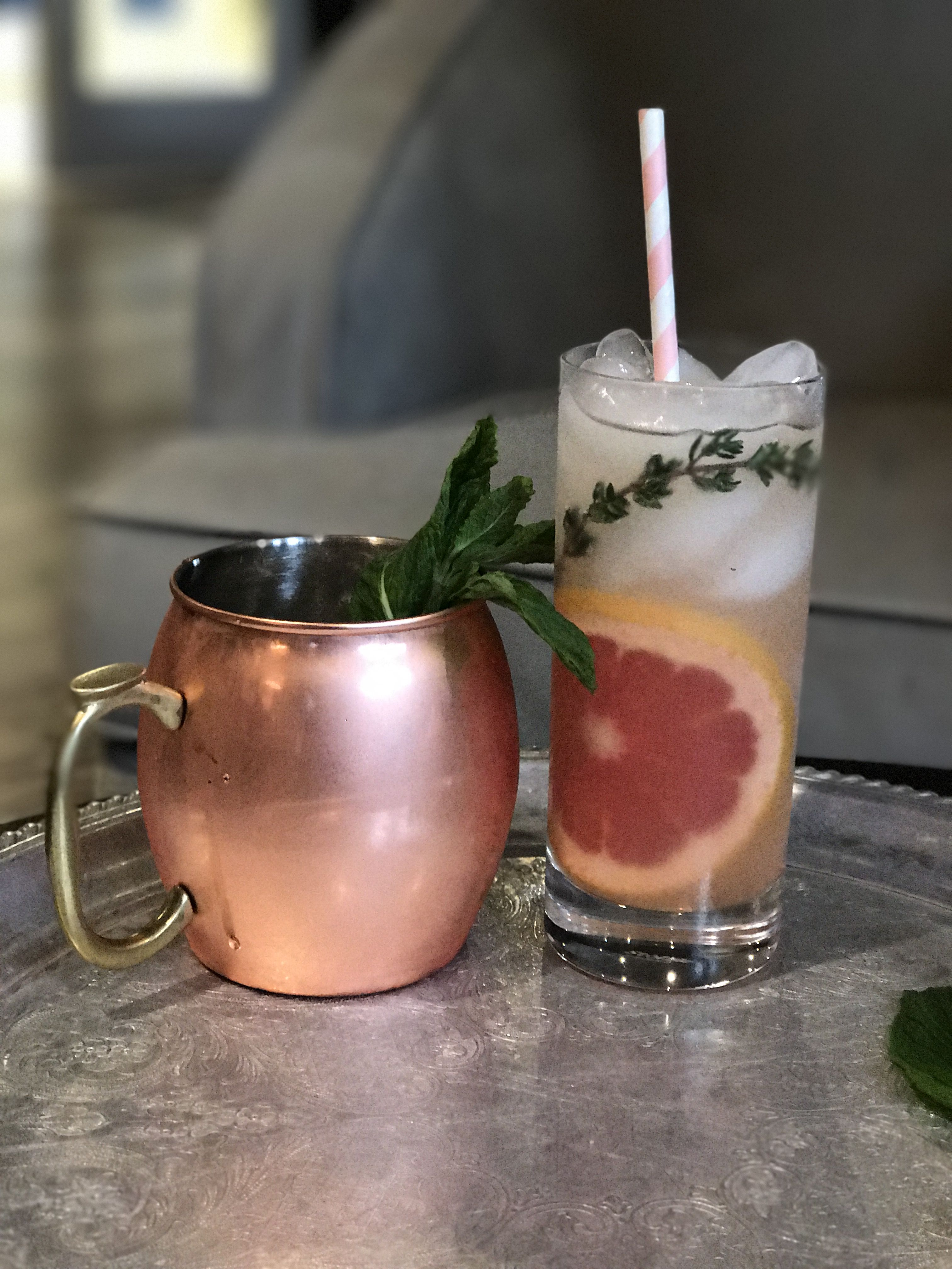 Eat drink and be thankful bourbon mule recipe mule