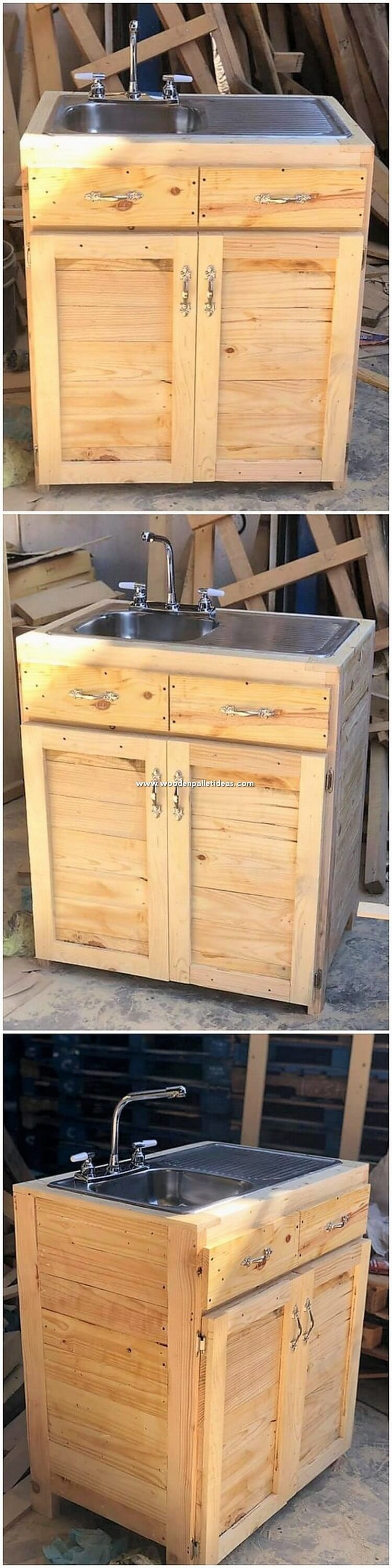 Extraordinary Cheap Reycled Pallet Projects for Your Home #oldpalletsforcrafting