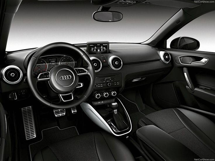 Audi A1 Sportback 2016 Interieur