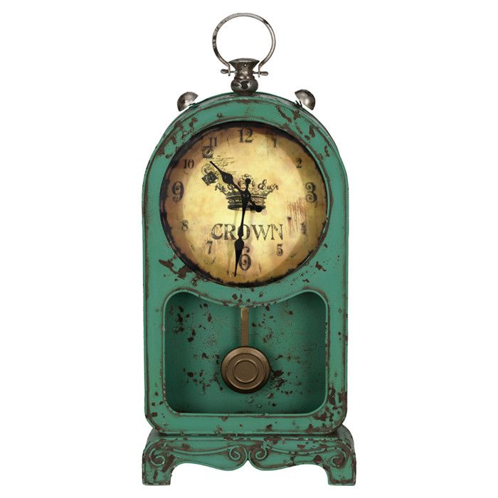 Ruslana Table Clock