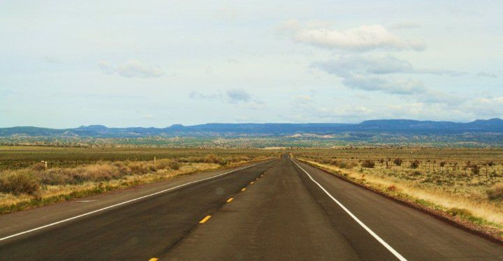 Life is a Highway, New Mexico