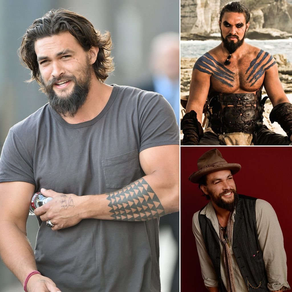 43 Times Jason Momoa Was So Hot, We Almost Called The Fire