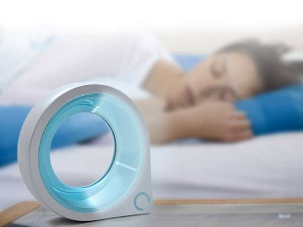 Minimalist Light Alarms Easy Set Control Alarm Clock