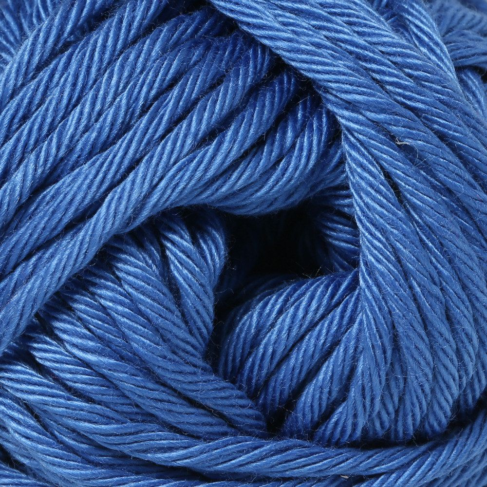 Schachenmayr Catania Grande is a 100% cotton yarn in a delicious worsted weight that crochets up quick on 4 - 5 mm hooks. Available in a variety of stunning shades, this plied yarn produces a wonderful textured fabric that's cool and comfortable - just think of the homeware! Fabulous for chlidrenswear too!