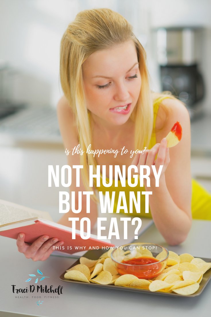 4 of the Biggest Reasons You Want to Eat When You're Not Actually Hungry | Workout food. Hungry. Eat