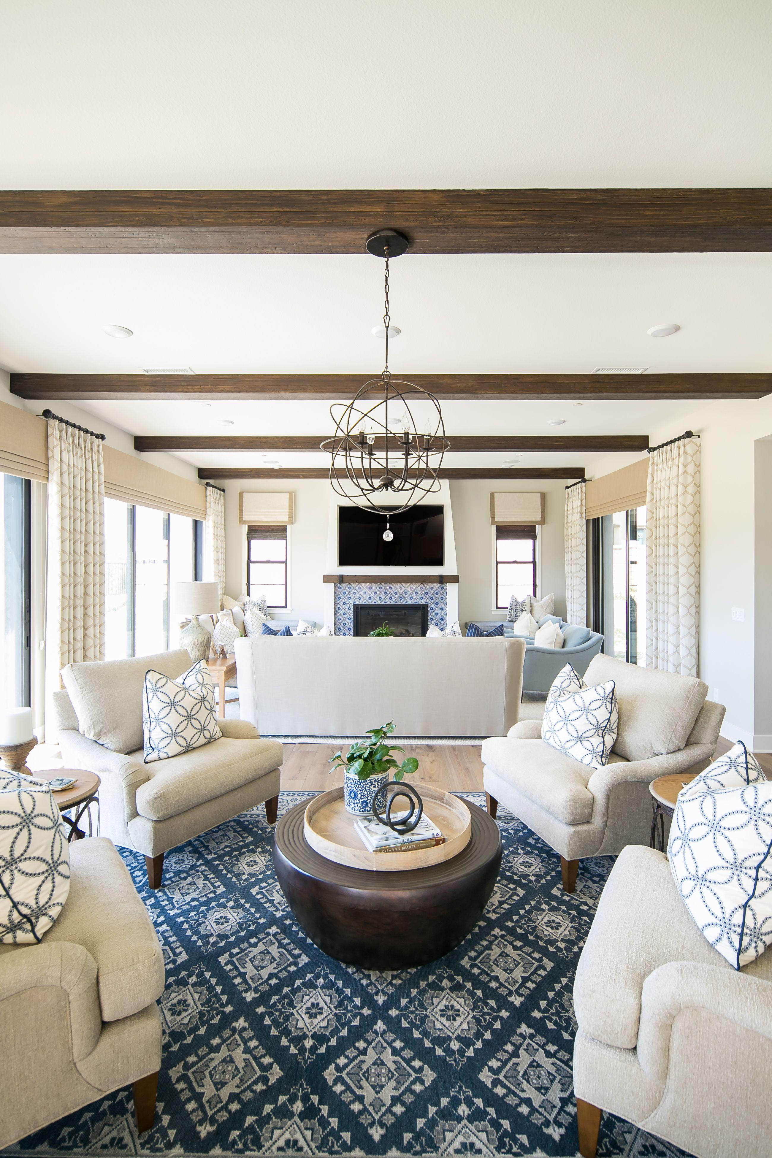 Spanish Colonial Sitting Room Modern Glam Living Room Living Room Decor Apartment Living Room Style