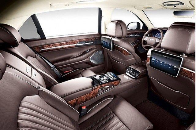 2017 Genesis G90 Korean Spec Best Luxury Cars Hyundai Luxury Cars