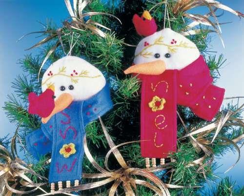 Esferas de muñeco de nieve ¡Te enseñamos a elaborarla!