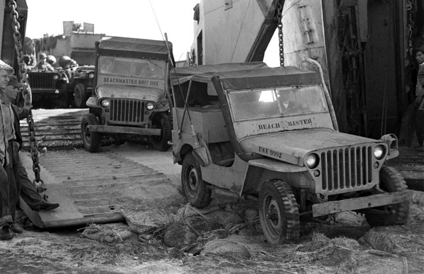 This Is How The Korean War Started 65 Years Ago Military Jeep