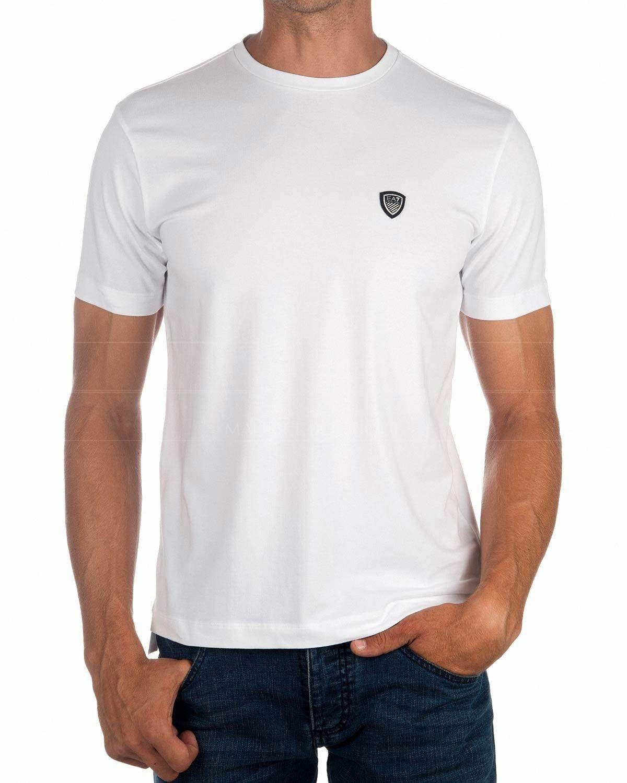 EA7 Emporio Armani Camiseta básica - white 0hvdRHCKq