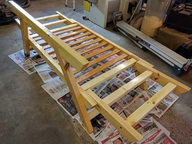 My small DIY backyard update | Daybed sofa, Futon ...