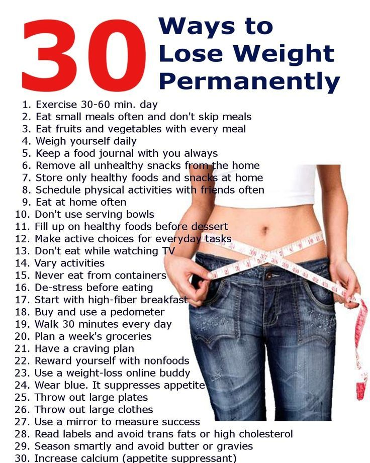 Low fat diets to lose weight