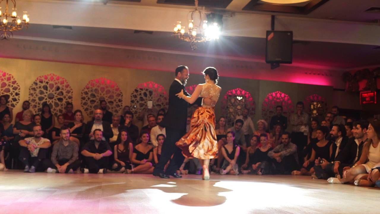 "Fabian Peralta and Josefina Bermudez - ""A puño limpio"""