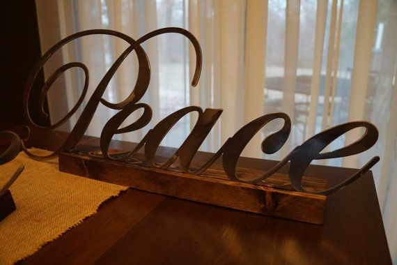 Peace Sign by AtTheEndOfTheRoad on Etsy