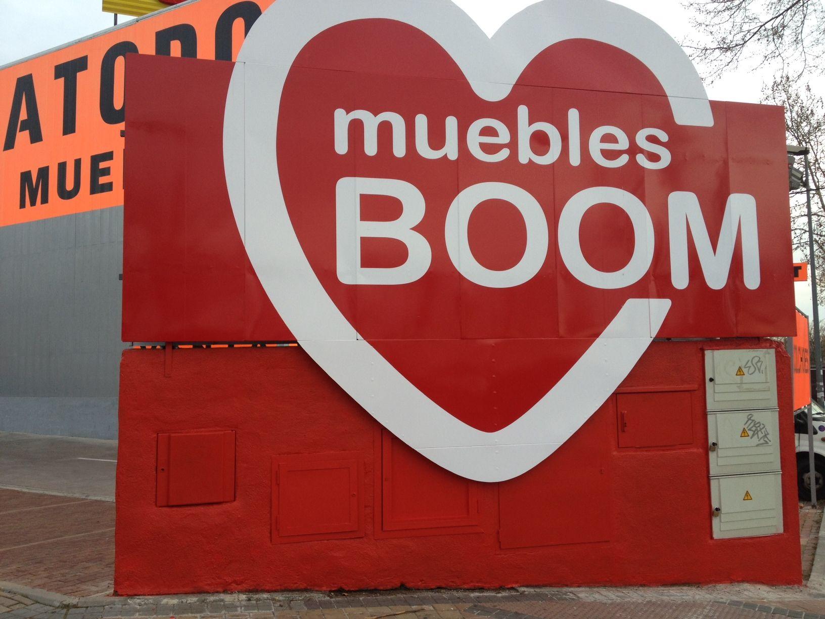 Muebles Boom Alcorcon Madrid C Luxemburgo 9 Junto Worten  # Muebles Boom Alcorcon