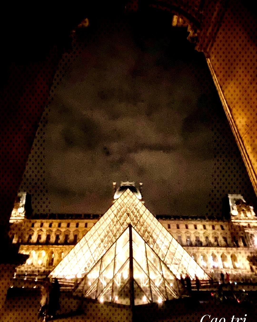 Louvre museum de France
