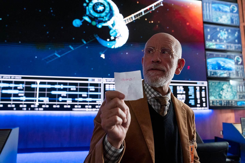 JOHN MALKOVICH in episode 102 of Space Force. in 2020