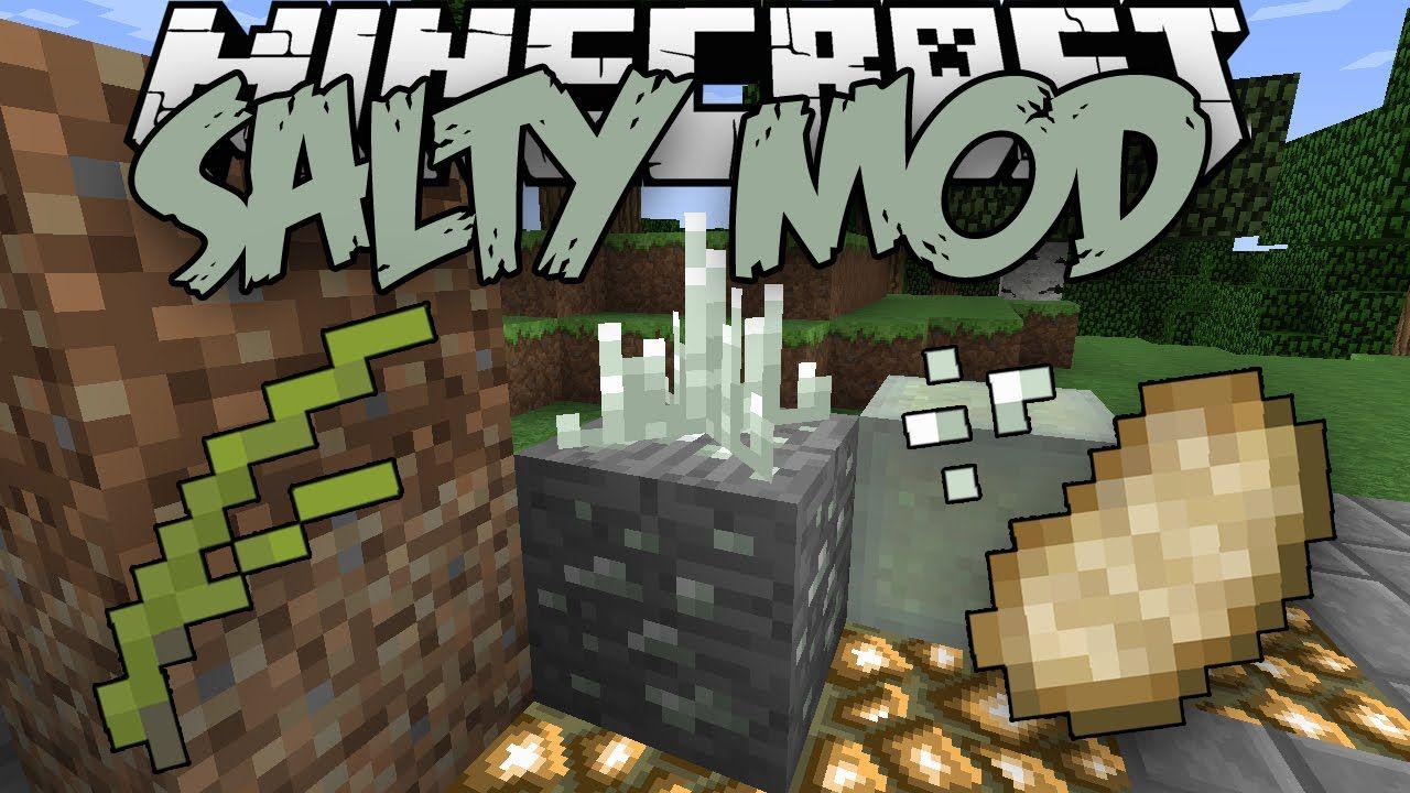 Salty Mod 1 12 2 1 11 2 Download