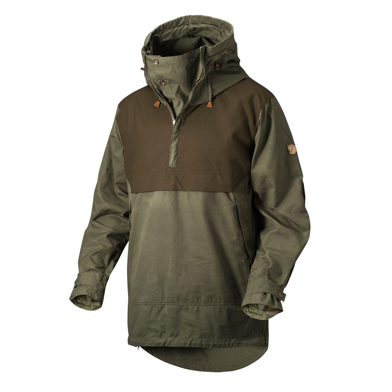 Fjallraven Anorak No. 8 Tarmac | Outdoor outfit, Tactical