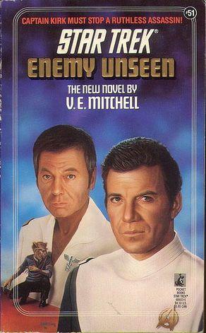 Enemy Unseen TOS Novel.