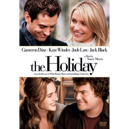 The Holiday (DVD) - Walmart.com