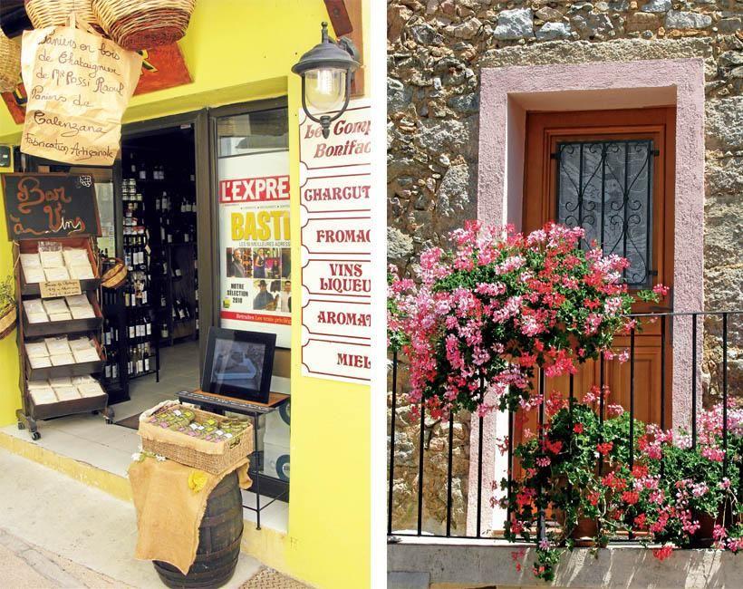 Korsikan hurmaavat pikkukylät vievät matkailijan sydämen