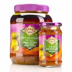Mango Pickle (Hot) - Pataks