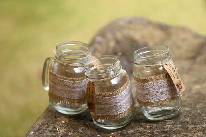 December 2015 #themedwedding #wedding #rusticwedding #vikings #vikingsph #vikingswedding #masonjar #burlap #weddingph #philippinewedding