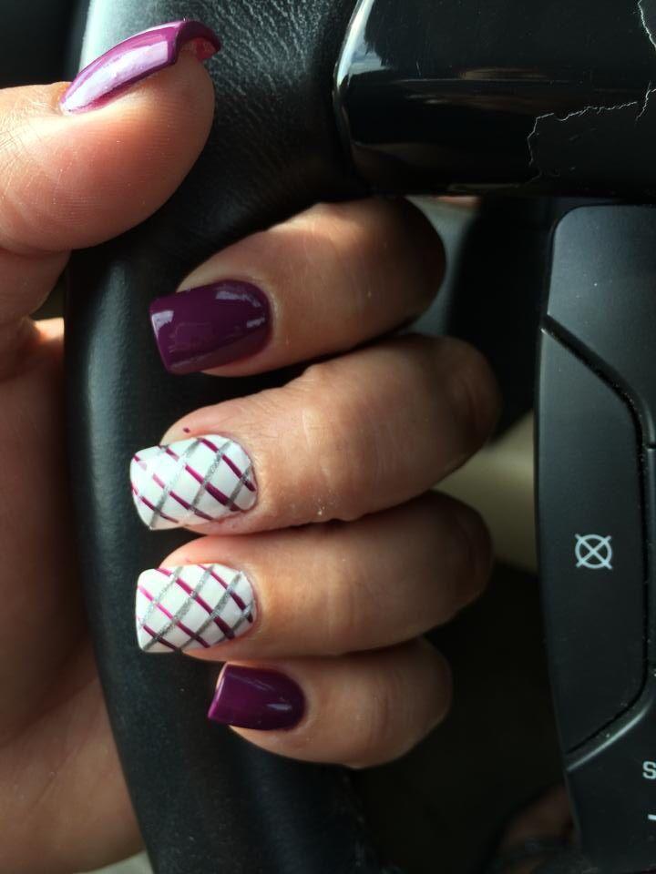 Nails! Cute! Fall time!