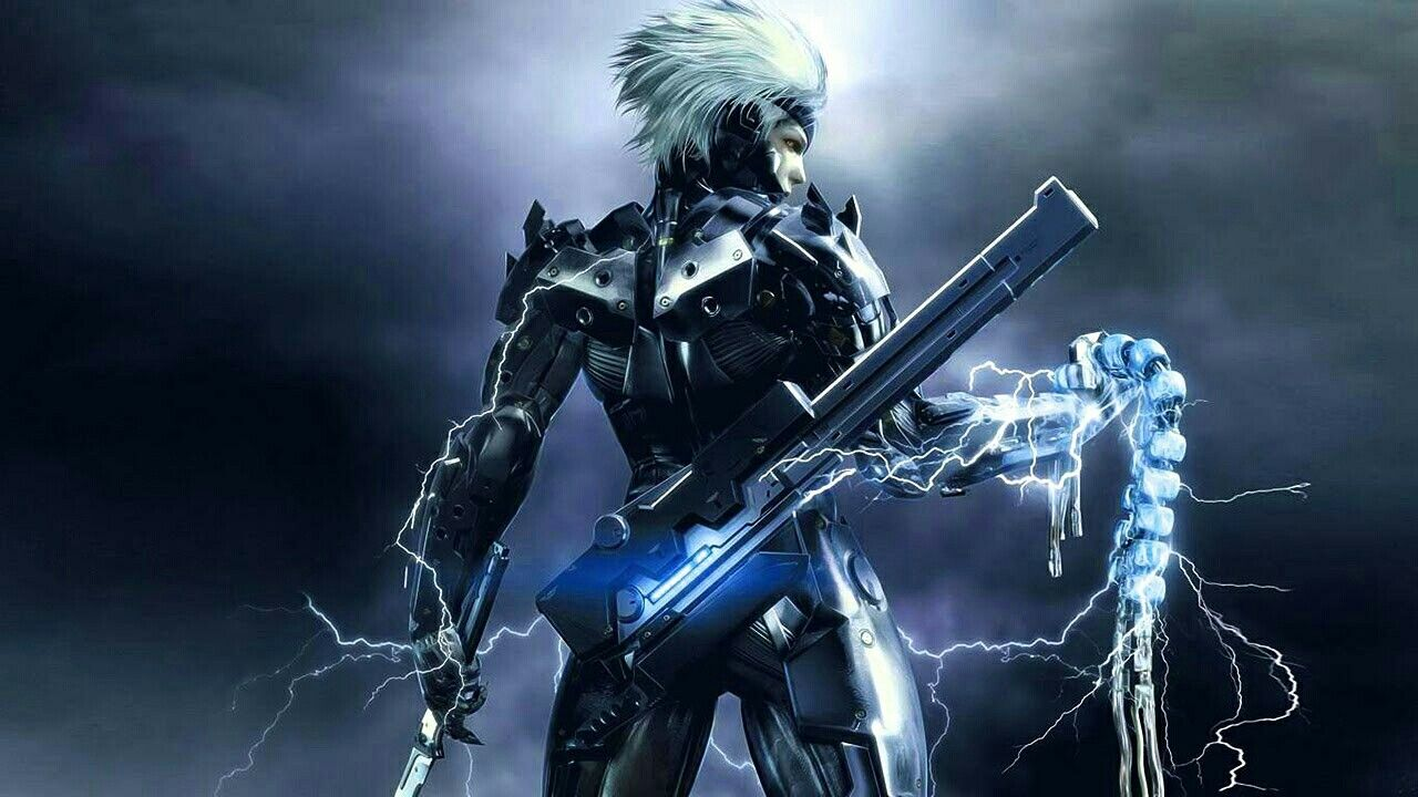 metal gear rising raiden wallpaper | metal gear solid | pinterest
