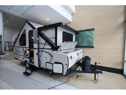 2019 Forest River Flagstaff Hard Side Pop Up Campers High Wall
