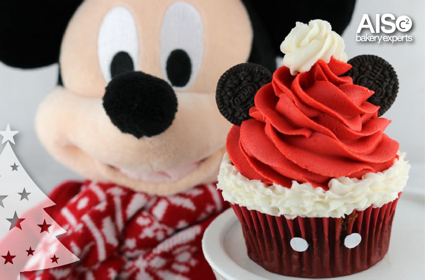 Divertida Idea Para Decorar Cupcakes De Micky Mouse Decoralos Con