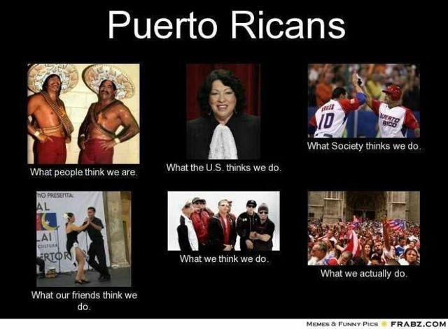 Nuestro Orgullo Puerto Rican Jokes Puerto Rican Memes Puerto Ricans