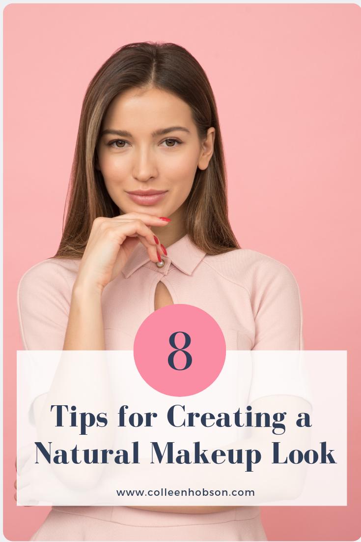 Natural Everyday Makeup Routine Natural makeup tips