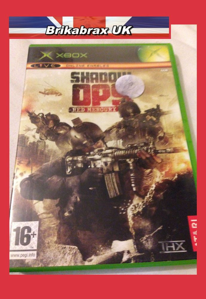 Download Shadow Ops Red Mercury Full Free