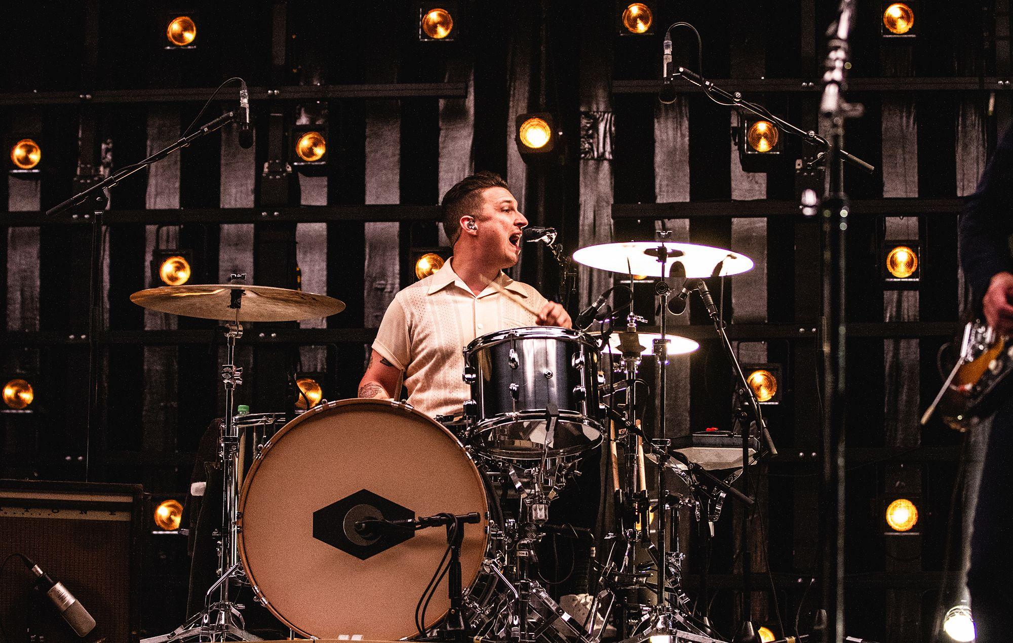 Matt Helders from Arctic Monkeys - Novo album | Solta o Disco