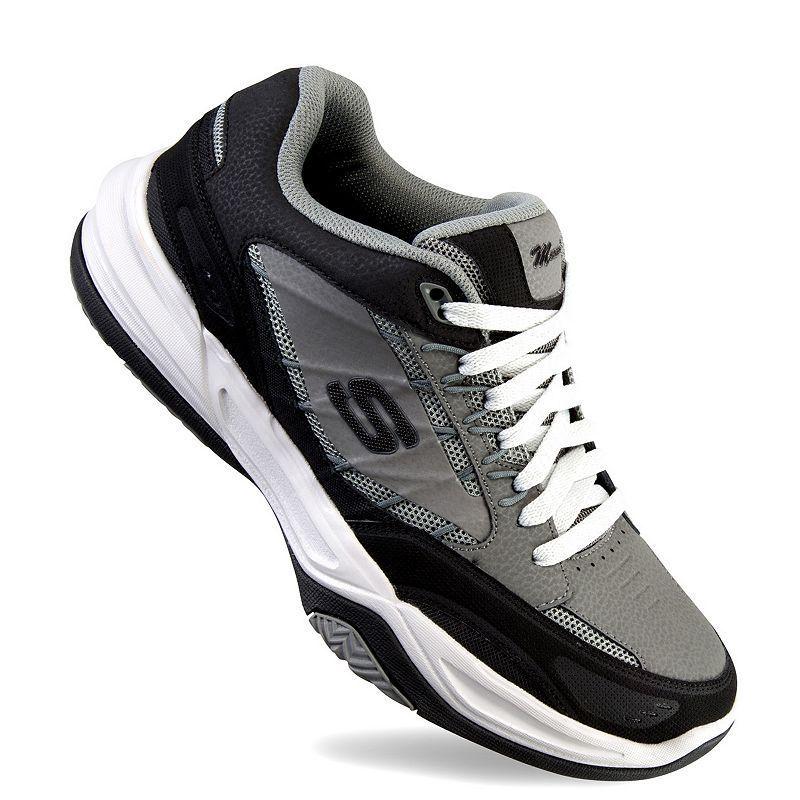 05b08c47 Skechers Monaco TR Swift Step Men's Training Shoes, Size: 10.5 Xw, Dark Grey