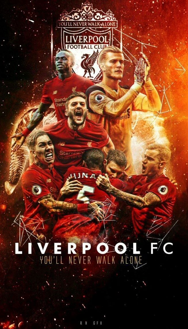 Liverpool Football Club LFC Soccer Crest Antique Enamel