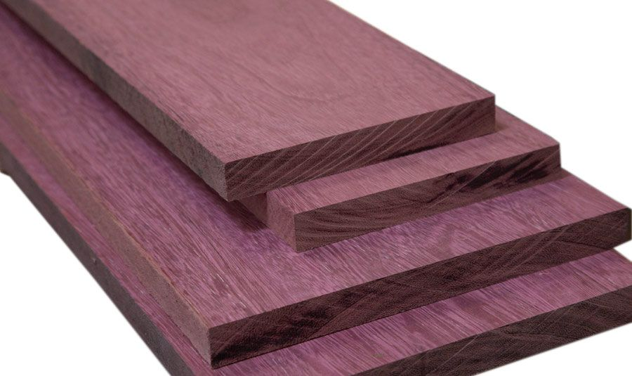 Purple heart wood google search pool cue woods for Purple heart flooring