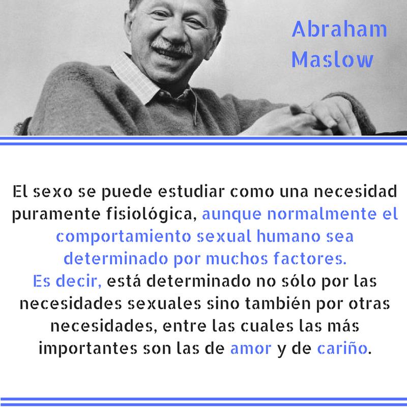 Pin En Abraham Maslow