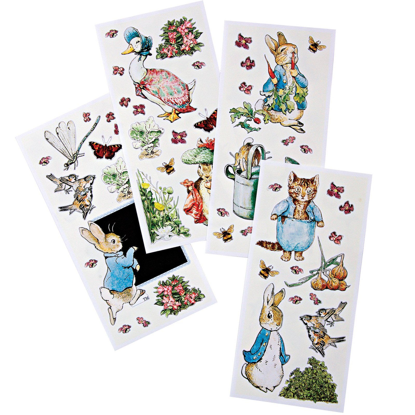 Peter rabbit removable wall stickers 87148 andreas shower peter rabbit removable wall stickers 87148 amipublicfo Gallery