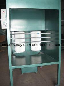 Powder Coating Cabinet | Powder coating spray booth | Pinterest