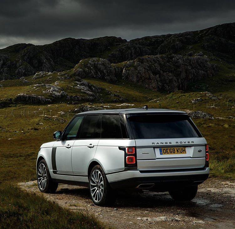 Range Rover Vogue Autobiography luxury suv rangerover
