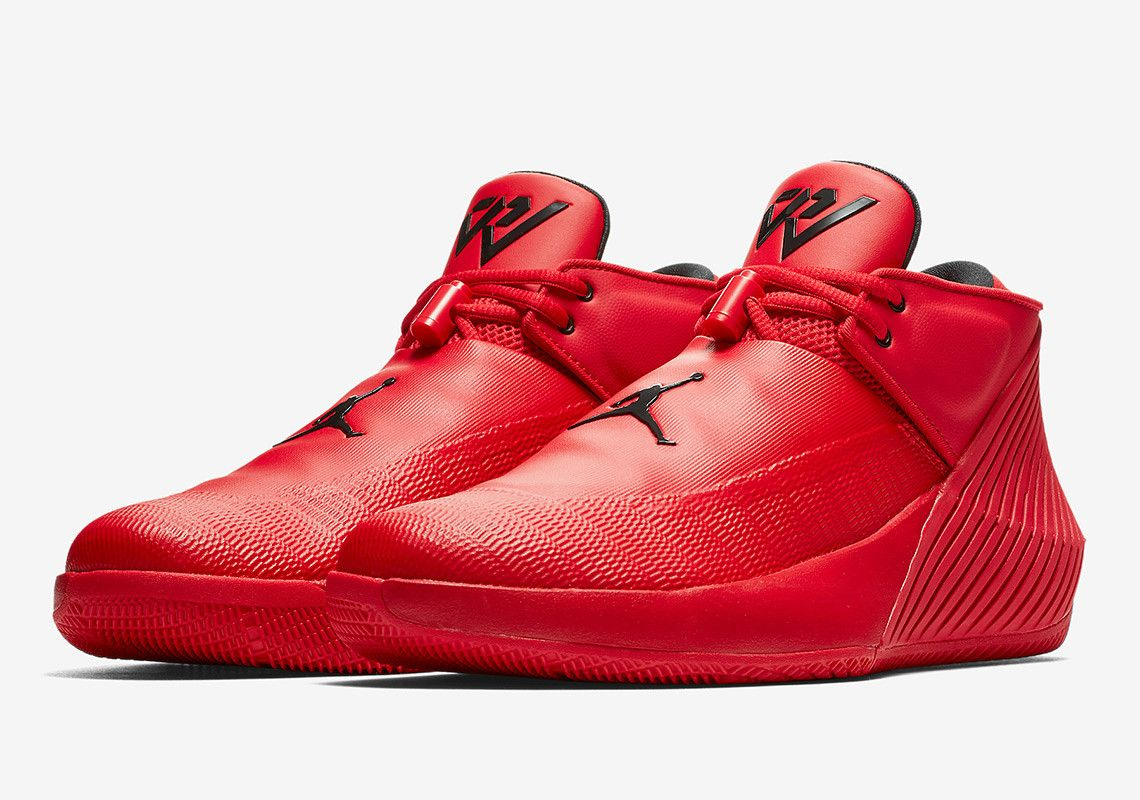 all of russell westbrook shoes