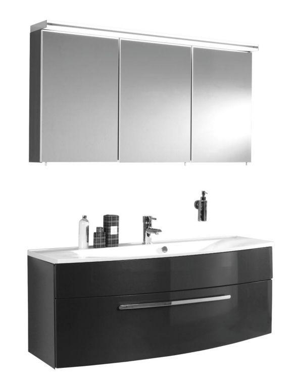 Dieses Badezimmer ist elegant und praktisch zugleich! Ihr Set aus