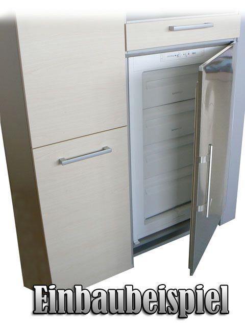 ebay angebot edelstahl einbau gefrierschrank küche modernes design ... - Angebot Küche