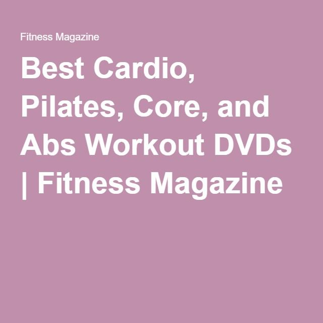 13 YouTube Fitness Accounts for the Best Workout Videos #cardiopilates