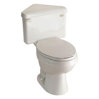 Eljer Patriot 17 Inch Triangle El Convenient Height Toilet